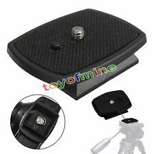 1/4'' Schnellwechselplatte Stativadapter Zubehör für DSLR SLR Digital Kamera