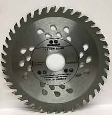 125mm Angle Grinder saw blade for wood and plastic 60 TCT Teeth-TOP QUALITY UK