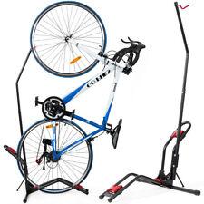 Ibera Bike Floor Stand Storage Folding Wheel Hub Stand Bicycle Parking Rack