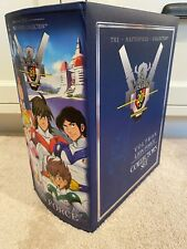 NEW in Box Toynami VOLTRON Masterpiece 20th Anniversary Lion Force Collector Set