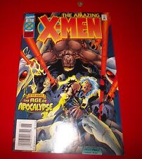 Amazing X-Men Volume 1 #4 [X-Men Deluxe] The Age of Apocalypse Exc. Cond 1995