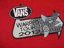 """Warpedo Tour 2012� T-Shirt – Music Tour Shirt Great Image(L)"