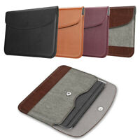 Fintie Vegan Leather Sleeve Case for New Microsoft Surface Go 10'' Stylus Loop