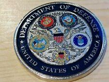 Secretary of Defense Department of Defense CHALLENGE Coin