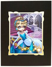 "New Disney Jasmine Becket-Griffith ""Cinderella Leaving The Ball"" Fine Art Print"
