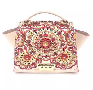 Zac Zac Posen Eartha Floral Appliqué Bag