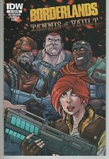 Borderlands Tannis With The Vaults #6 variant cover comic book video game