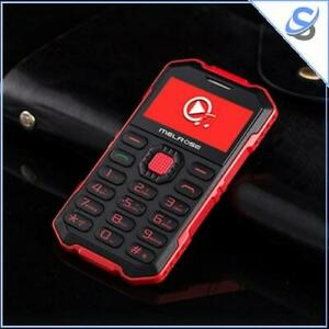 Melrose S2 Triple Proofing Card Mobile Phone Dustproof 1.7 inch Bluetooth GSM