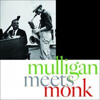 Mulligan Meets Monk [New CD] Bonus Track, Rmst, With Book, Spain - Import