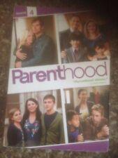 PARENTHOOD SEASON 4 BRAND NEW & SEALED DVD USA REGION 1