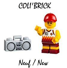 770 # LEGO personnage accessoires cheveux New marron pour femme