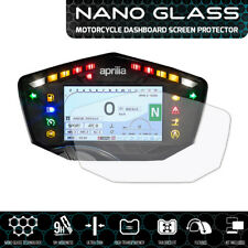 Aprilia Tuono V4 1100 (2017+) NANO GLASS Dashboard Screen Protector