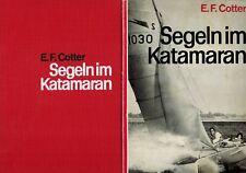 Cotter, navegar en el catamarán (Sailing + racing Catamarans), lino debemos encontrarle alin. 1966