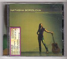 (GY265) Natasha Borzilova, Balancing Act - 2010 CD