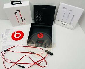 URBEATS3 Apple DR DRE Headphones Defiant Black Red 3.5mm