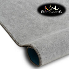 Best Carpets Hardwearing Soft SERENADE silver Stain Resistant Stairs Rugs