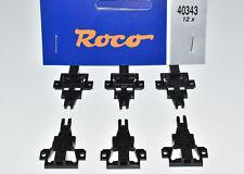 Roco 40343 KKK Kurzkupplungs Kinematik NEM, 6 Stück Einbausatz NEUWARE Kulisse
