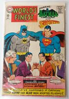 World's Finest Issue 172 Batman and Superman 1967 GD