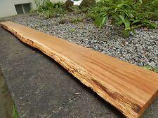 Eiche Wild Wandboard Board Regal Wandregal Massivholz Mit Baumkante.