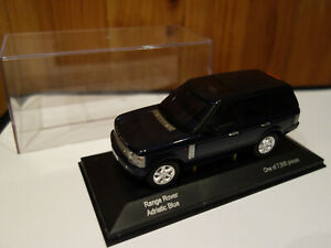 MINIATURE 1/43 RANGE ROVER VOGUE VANGUARDS
