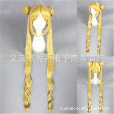 Sailor Moon Cosplay Costumes Wig Tsukino Usagi Princess Serenity Gift Play Women