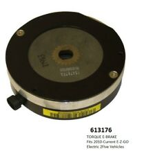 613176 EZGO OEM 6-INCH TORQUE E MOTOR BRAKE 2010-CURRENT ELECTRIC 2Five VEHICLES