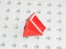 LEGO VINTAGE Red slope brick 3049c / Set 4956 4886 8111 1592 4892 ....