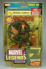 Toy Biz Marvel Legends Black Widow Action Figure Series VIII 2004 NIB PR231