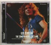 LED ZEPPELIN / THE SONG REMAINS THE SAME, M.S.G. 1973, 2-DVD, THE FAN EDITION