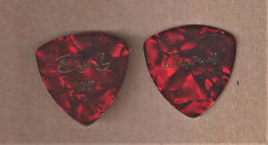Buddy Guy - Tour used guitar pick Living Proof