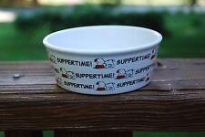 Snoopy Pet Bowl