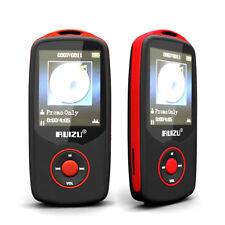 UIZU X06 Bluetooth Baladeur Lecteur Audio MP3 4Go Enregistreur Vocal Radio / RD