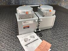 Gast DDA-V507-GB Oil-Less Diaphragm Vacuum Pump - Unused