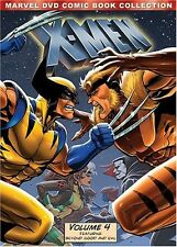 X-Men, Vol. 4 [2 Discs] DVD Region 1