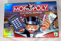Monopoly Electronic Banking Edition Board Game
