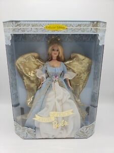 VINTAGE  ANGEL OF PEACE BARBIE MATTEL 1999  COLLECTOR EDITION