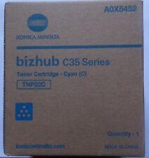 #) cartouche d'encre toner cartridge KONICA MINOLTA BIZHUB C35 series CYAN