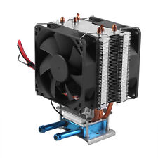 Computer CPU Cooling Fan Thermoelectric Peltier Refrigeration Cooling System 12V