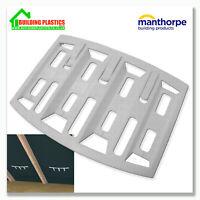 Felt Lap Vent Prevents Loft roof Condensation. Attic Ventilation Airflow G630