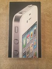 **Apple iPhone 4S White - ORIGINAL BOX ONLY** 🔥