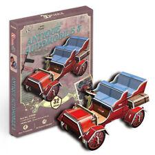 Cadillac Antique Car 3d Model Jigsaw Puzzle 32 Pieces S3029h DIY Kids Toy