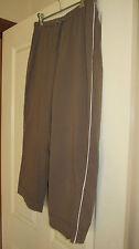 Target warm brown ¾ pants size 12