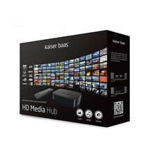 KAISER BAAS HD Media Hub (KBA03038) 50% OFF RRP