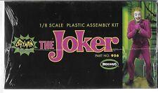 Moebius The Joker Figure Kit in 1/8, Batman '66 TV Series, Cesar Romero, 956 ST