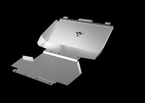 Volkswagen Amarok V6 6mm Aluminium Bash Plates / Guards Front and Sump