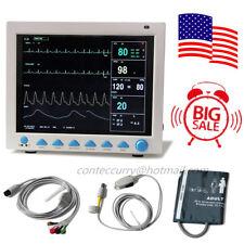 Contec Multi Language Cms8000 Portable Icu Patient Monitor 6 Parameter Ceampfda