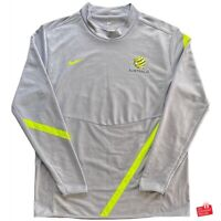 Nike Australia Socceroos 2012/13 Player Issue Training Top. Size XL, Exc Cond.