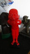 Parentesigrafica presenta: YUE MINJUN - laughing man resina 2012 (A2020/L086)