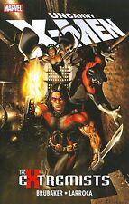 Uncanny X-Men: Extremists by Ed Brubaker & Salvador Larroca 2007 TPB Marvel OOP