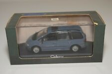 A2 1:43 MINICHAMPS FORD GALAXY BLUE MINT BOXED